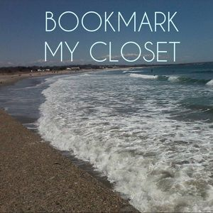 Other - Thanks for visiting my closet!